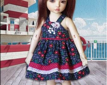 "Laurel Bay doll outfit by Tauni for 11"" Patti Meadowdolls, 10"" Effner Boneka, Patsy, Kish Bitty Bethany"