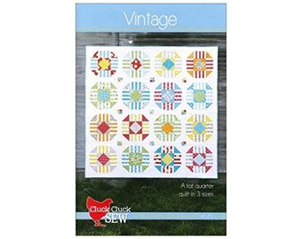Cluck Cluck Sew Vintage Pattern