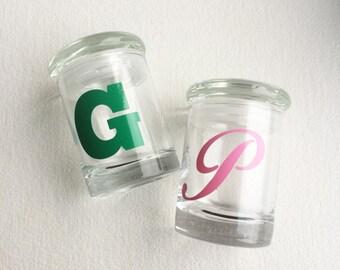 Custom Stash jar, personalized, cannabis wedding, weed jar, glass stash jar,stoner, weed wedding gift upscale classy cannabis Marijuana jar