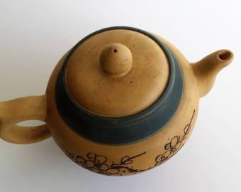 Vintage Cherry Blossom Teapot: 100% of profits support children in Vietnam
