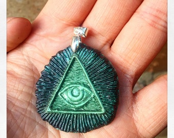 Illuminate (Third Eye) Pendant