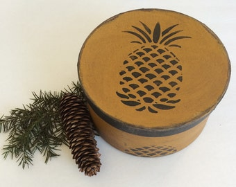 Primitive Pineapple  Box