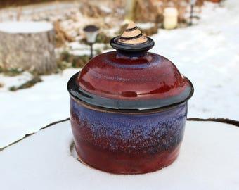 Gypsy Red small jar  #2