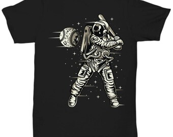 Space Baseball T-shirt