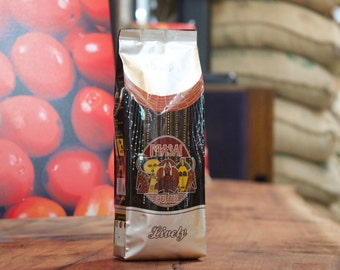 Silver Lively Roasted/Ground Coffee 250grm