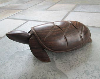 Vintage Ironwood Turtle
