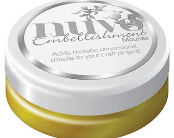 NUVO Mousse - Indian Gold