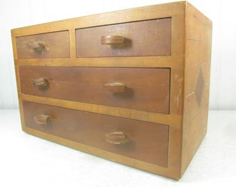 Drawers jewelry box Etsy
