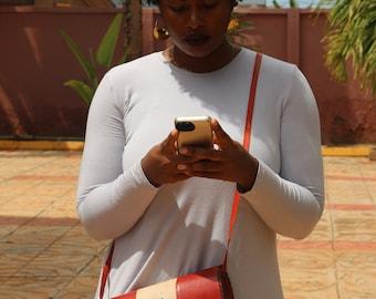 Sankofa Saddle Bag