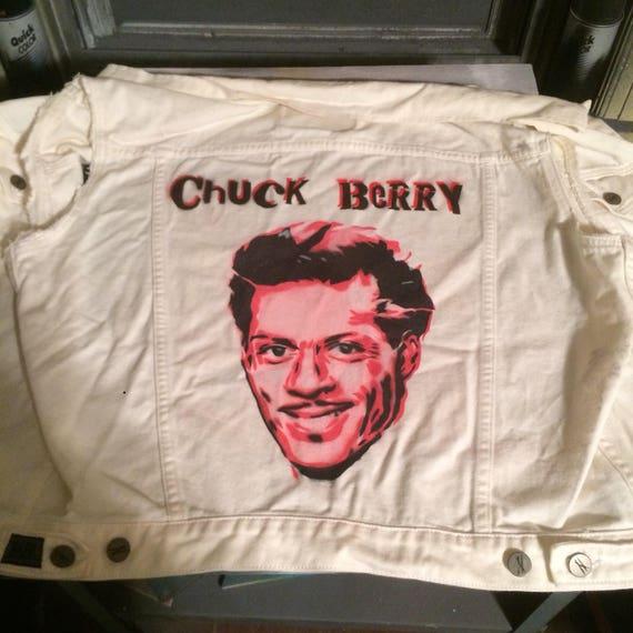 Chuck Berry Vest