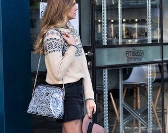 Crossbody Bag for Women, Unique Bag, Crossbody Bags, Designer Handbag, Handmade Bag, Vegan Bag, Vegan Crossbody Bag, Non Leather Handbag