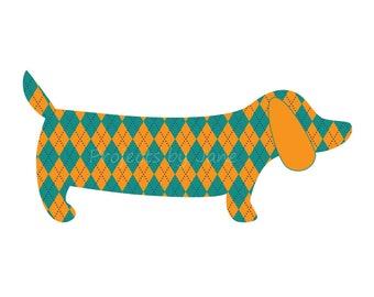 dog applique template pdf applique pattern applique