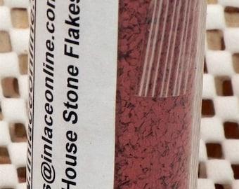 Inlace Stone Flakes 1.875 ounces Brick House