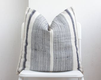 Hmong Striped Pillow Cover st39