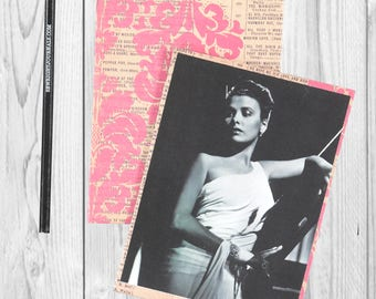 Lena Horne - The Icon - Journal/Sketchbook