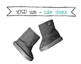 YOSD Littlefee BOOTS:  original m.e.g.designs boots choose color yosd iplehouse BID Fairyland Littlefee