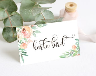 Place Cards - Nature's Dreamers (Style 13821)