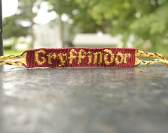 Gryffindor Harry Potter Bracelet