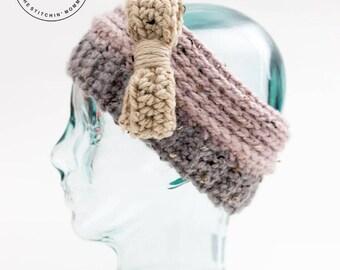 PDF Crochet Pattern - Oatmeal Cookie Cowl