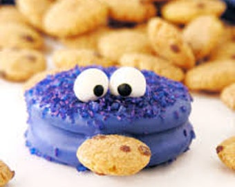 Cookie Monster Oreo Cookies -1 doz