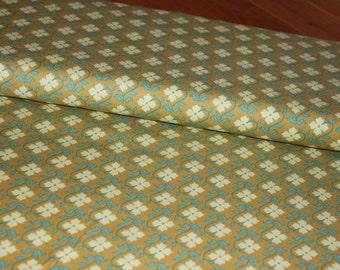 00307 Joel Dewberry Buttercup in Lichen color- 1 /2 yard
