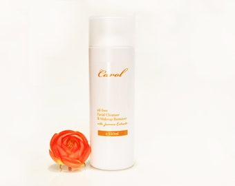 oil-free Facial Cleanser & Makeup Remover