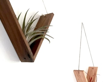 Plant Hanger - Reclaimed Wood