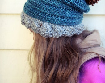 Download Now - CROCHET PATTERN Alpine Cable Hat - All Sizes Baby to Adult Ladies - Pattern PDF