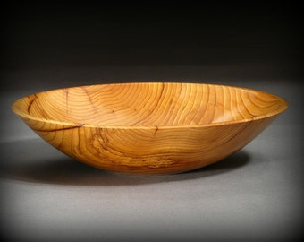 Yew Wood Bowl (BW283)