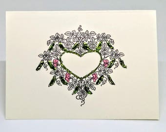 Valentine's Day Card for the Gardener