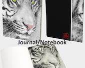 White Tiger Journal/Noteb...