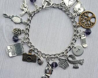 Pretty Little Liars Charm Bracelet