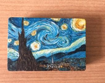 Starry Night-Vincent Van Gogh