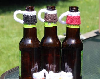 Set of 6 Beer Charms