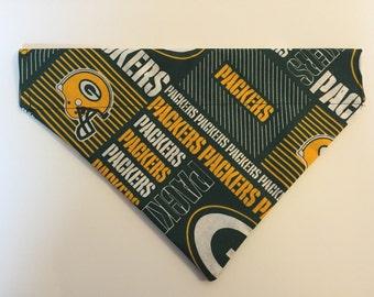 Dog bandana, NFL Greenbay Packers