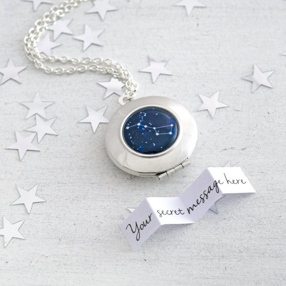 Personalised Big Dipper Locket