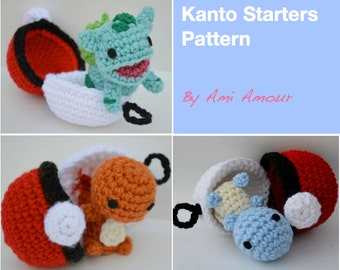 Amigurumi Pokemon Patterns Free : Cyndaquil pattern amigurumi pokemon crochet