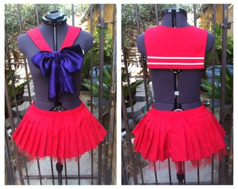SAILOR SCOUT COSTUME
