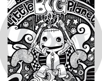 Little big planet Etsy