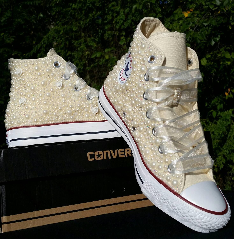 all stars converse beige