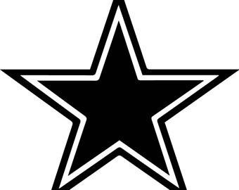 Dallas Cowboys Vinyl Decal