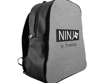 Ninja In Training Backpack
