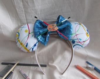 Festival of the Arts Mouse Ears / Headband