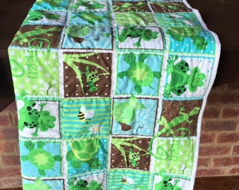 Turtles, Frogs, Bugs Galore - for Baby or Toddler