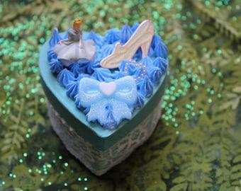 Cinderella Decoden Box