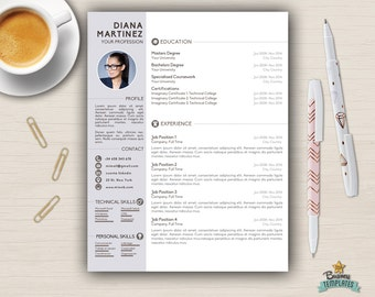 Curriculum vitae template europass modern cv design 3 page resume template word creative resume teacher resume modern cv cover letter yelopaper Choice Image