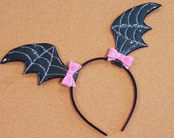 Bat Wing Headband - RTS