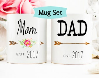 New mom gift, Mothers Day Gift New Mom, Baby Shower Gift, Expecting Mom Gift, Pregnancy Announcement Grandparents, New Parent Gift