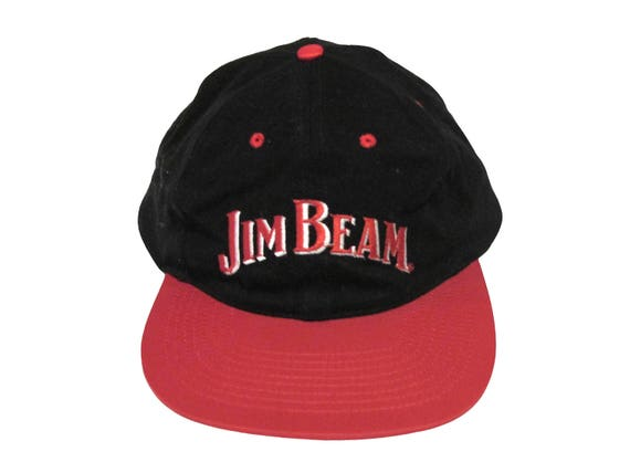 Jim Beam Bourbon Whiskey Baseball Hat