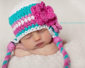 girls hat, baby hat, newborn girl hat, baby hat, girls hat, little girls hat, girls hat, baby girl hat, baby girl hat, girls winter hat